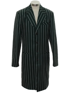 1940's Mens Swing Zoot Suit Jacket