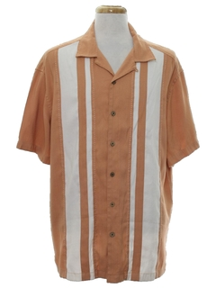 1950's Mens Rockabilly Sport Shirt