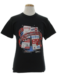 1990's Mens Basketball T-Shirt