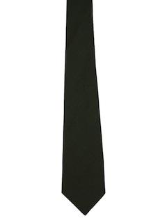 1960's Mens Monogrammed Initials Necktie
