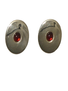 1970's Mens Accessories -Cufflinks
