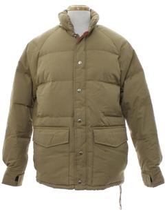 1980's Mens Ski Jacket Jacket