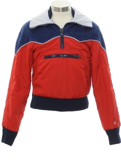 1980's Womens/Girls Ski Jacket