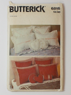 1970's Craft Sewing Pattern