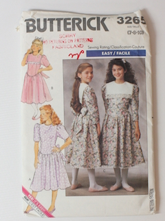 1980's Womens/Child Pattern