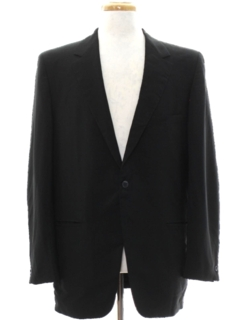 1980's Mens Blazer Sport Coat Suit Jacket