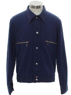 1970's Mens Mod Jacket
