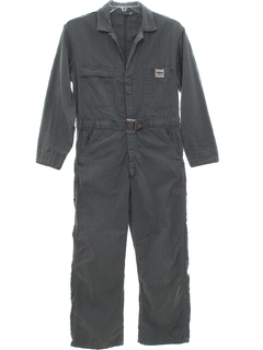 1950's Mens Work Jumpsuit Overalls