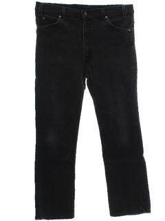 1980's Mens Levis 517s Jeans Pants