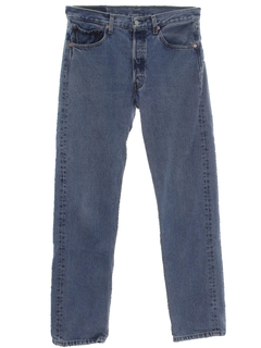 1990's Mens Levis 501s Jeans Pants