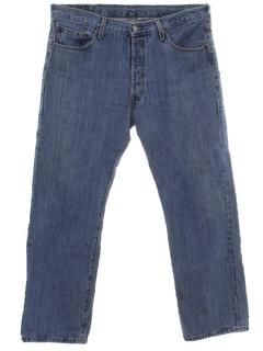 1990's Mens Levis 501s Pants