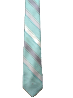 1980's Mens Totally 80s Diagonal Necktie