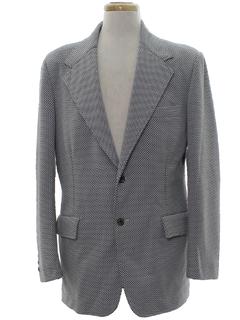 1970's Mens Blazer Sport Jacket