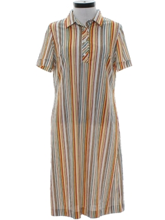 1970's Womens Day Dress