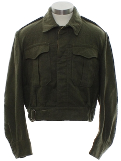 1950's Mens Military Jacket