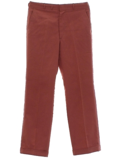 1980's Mens Preppy Totally 80s Slacks Pants