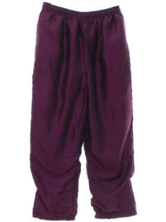 1990's Unisex Baggy Track Pants