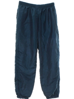 1990's Mens Baggy Track Pants
