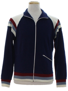 1980's Unisex Totally 80s Track Jacket
