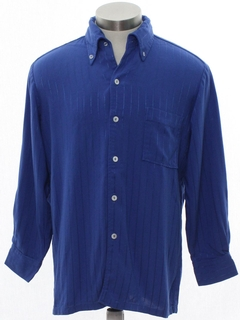1960's Unisex Ladies or Boys Mod Sport Shirt