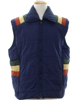 1980's Mens Totally 80s Ski Jacket