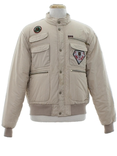 1990's Mens Boyscout Ski Jacket