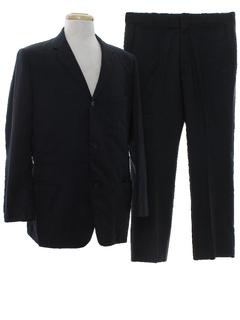 1950's Mens Combo Mod Suit