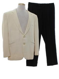 1950's Mens Combo 50s Suit