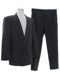 1980's Mens Swing Style Suit