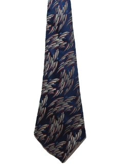 1930's Mens Wide Disco Necktie