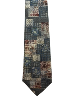 1990's Mens Wide Wicked 90s Necktie
