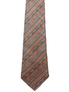 1960's Mens Wide Disco Necktie