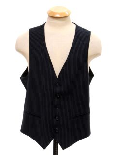 1980's Mens/Boys Suit Vest