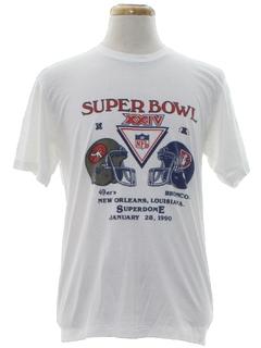 1990's Unisex Sports T-shirt