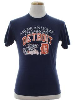 1980's Unisex Sports T-shirt