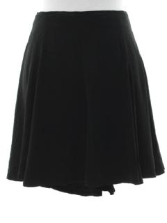 1990's Womens Skort Skirt