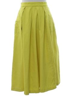1950's Womens Circle Skirt