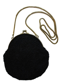 1980's Womens Accessories - Cocktail Purse