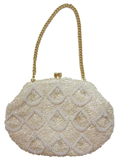 1960's Womens Accessories - Cocktail Purse