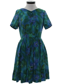 1950's Womens New Look Dress