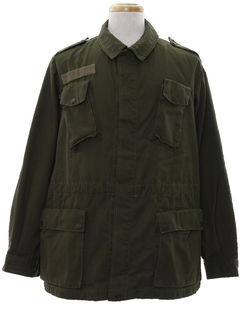 1960's Mens Military Jacket