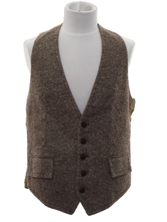 1960's Mens/Boys Suit Vest