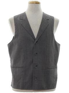 1980's Mens Totally 80s Vest