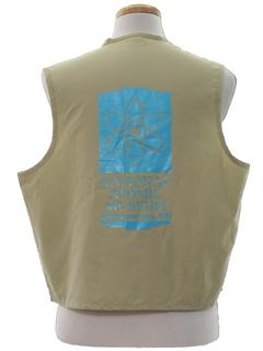 1990's Unisex Work Vest