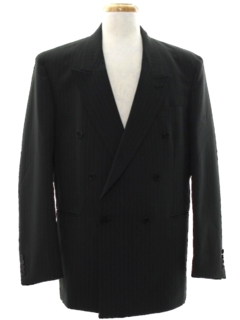 1980's Mens Swing Blazer Sportcoat Jacket