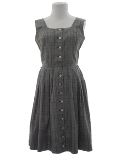 1960's Womens Jumper Dress