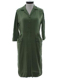 1940's Womens Dress