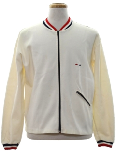 1970's Mens Mod Track Jacket