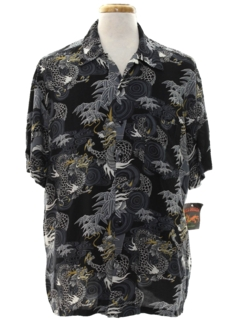 1990's Mens Club/Rave Dragon Shirt