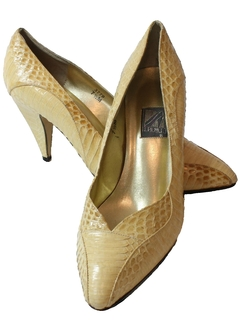1980's Womens Accessories - Totally 80s Pumps Shoes
